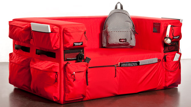 Divano Eastpack su Intimacy.it